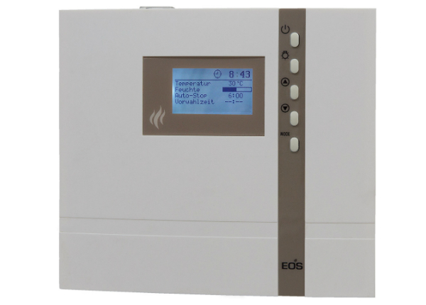 Bio-Saunasteuerung ECON H2
