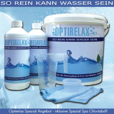 Wasserpflegepaket Aqua Kristall Spezial