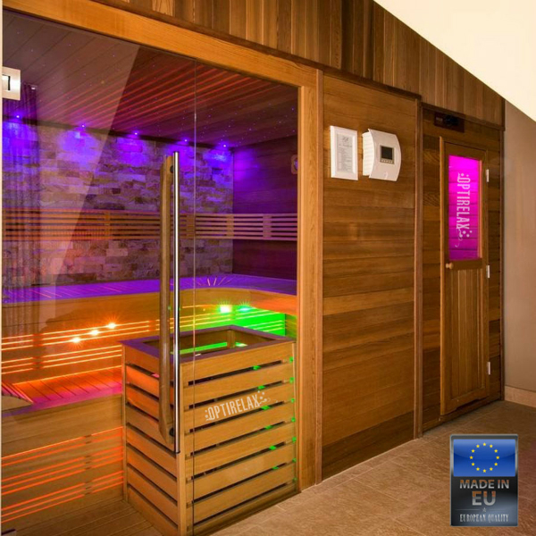 Design-Sauna LUX A-IND VII