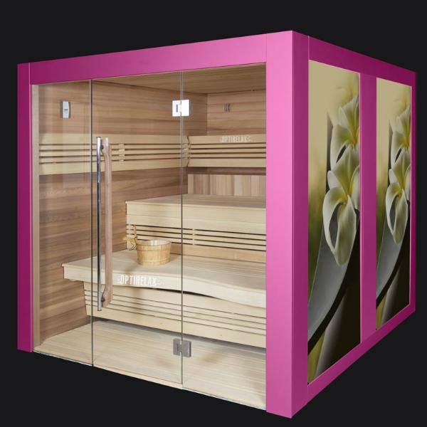 Design-Sauna Style GLF