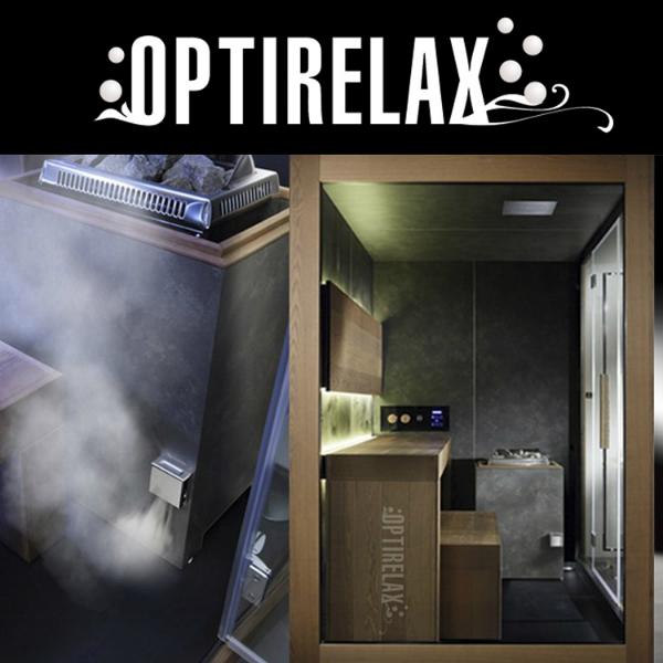 Premium 3in1 Sauna OPX-CM WONDER 1A inklusive Soundsystem mit MP3 und FM-Radiosystem