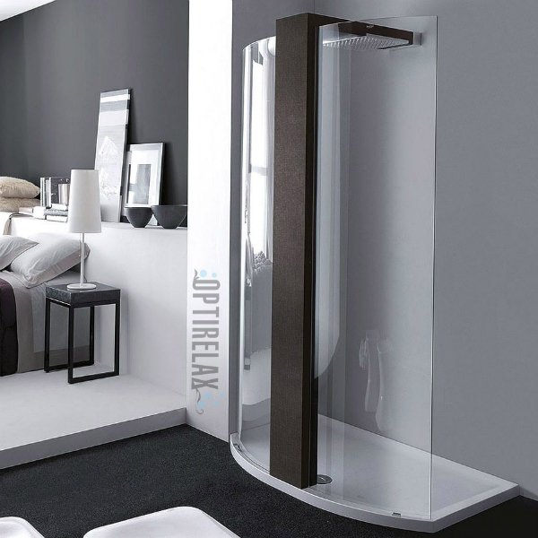walk in dusche aus glas optirelax blog. Black Bedroom Furniture Sets. Home Design Ideas
