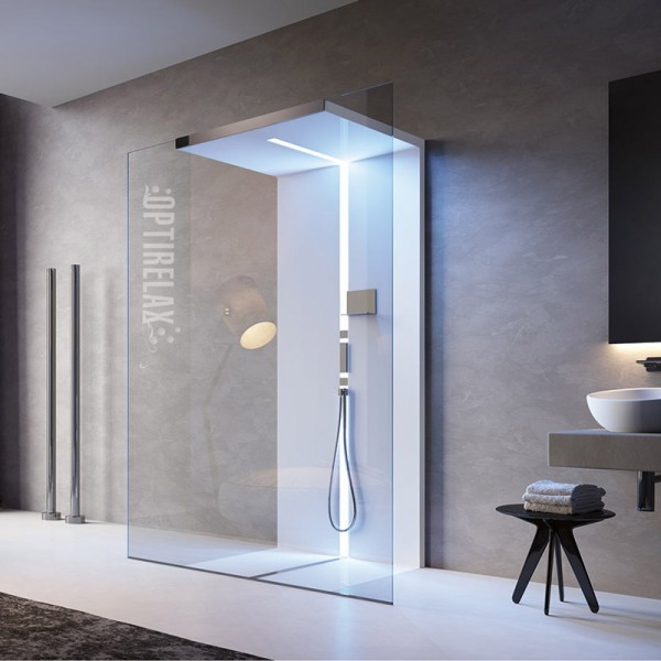 Walk-Through Design Dusche GT-F160
