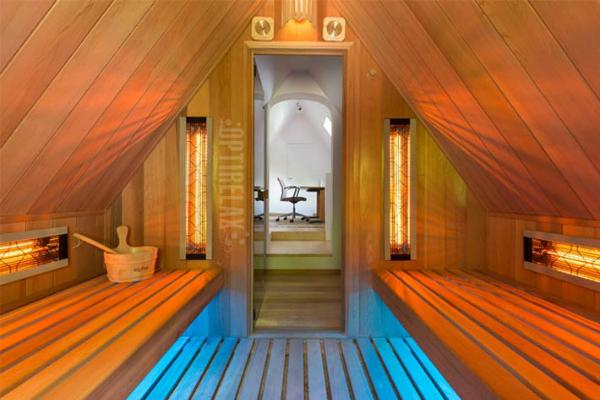 Dachschraegen-Sauna IND D1