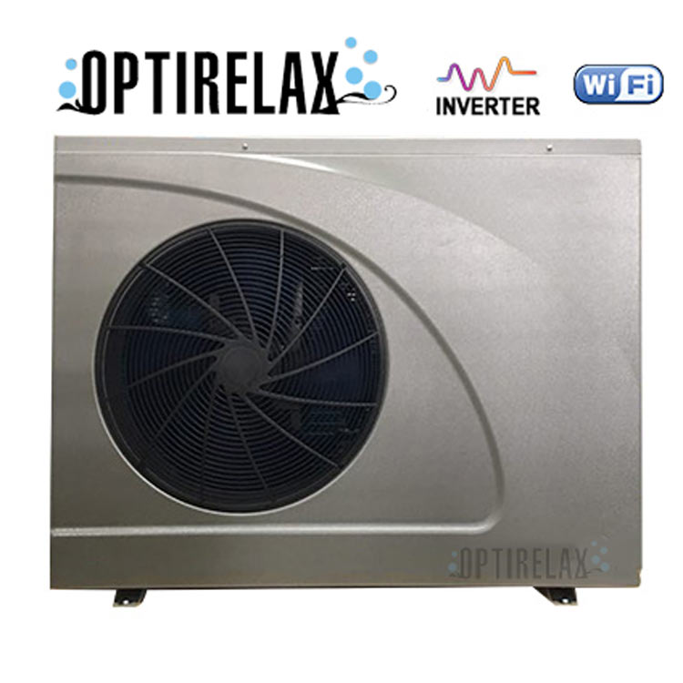 Pool Inverter Wärmepumpe