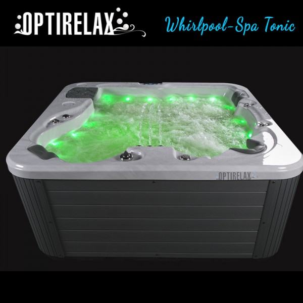 Whirlpool Optirelax Tonic mit optionalen LED Sonderausstattungen