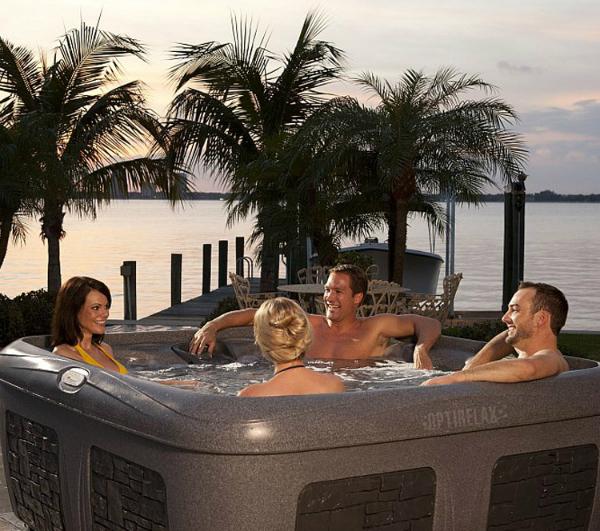 DMS Spa Whirlpool Tobago