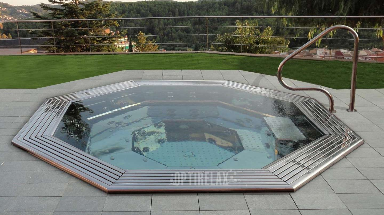 Der whirlpool aus edelstahl optirelax blog for Pool aus stahl