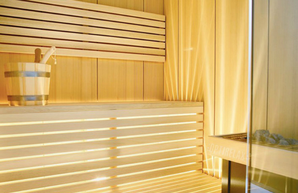 Design Sauna OPX-CM S2