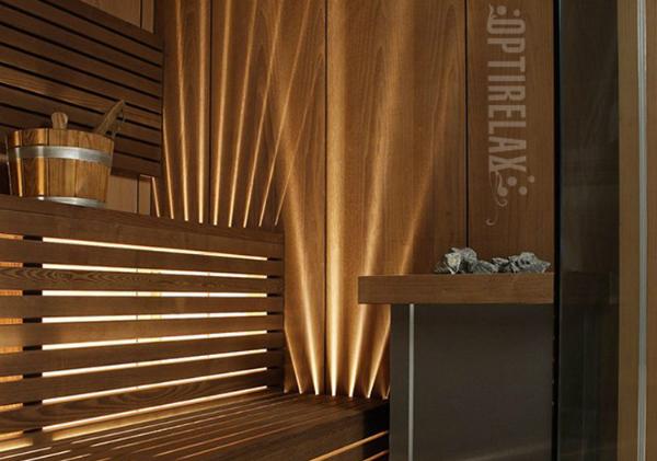 Design Sauna OPX-CM S3