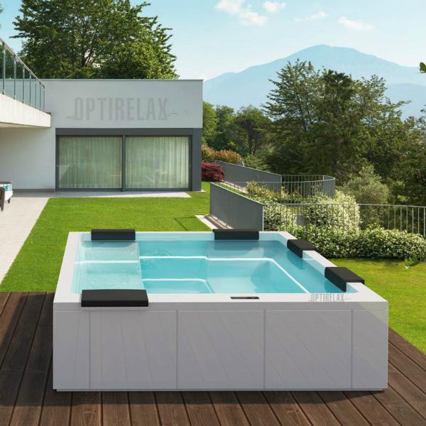 Freistehender Design-Whirlpool GT-Spa MA260