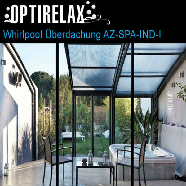 Whirlpool Ueberdachung AZ-IND-I