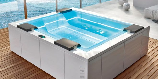 Whirlpool  Entspannung im Luxus Whirlpool - Optirelax Blog