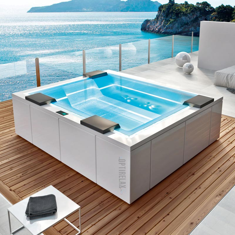entspannung im luxus whirlpool optirelax blog. Black Bedroom Furniture Sets. Home Design Ideas