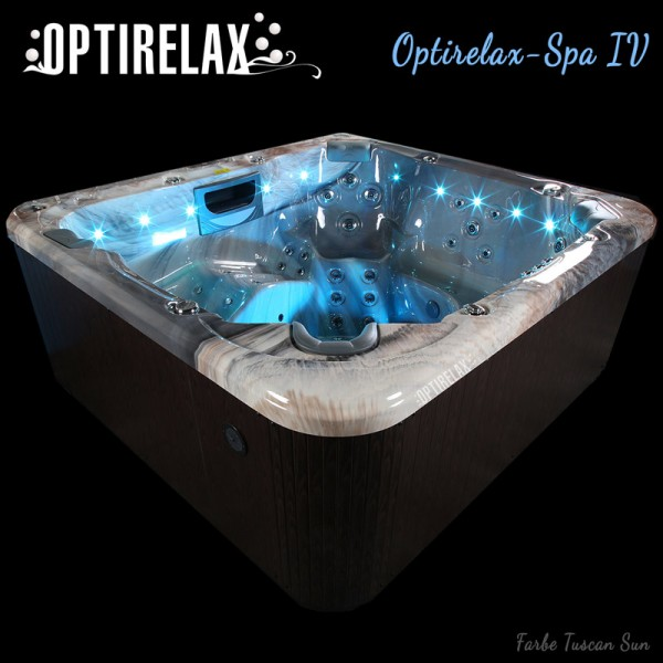 Whirlpool Optirelax IV extrem isoliert und stabil