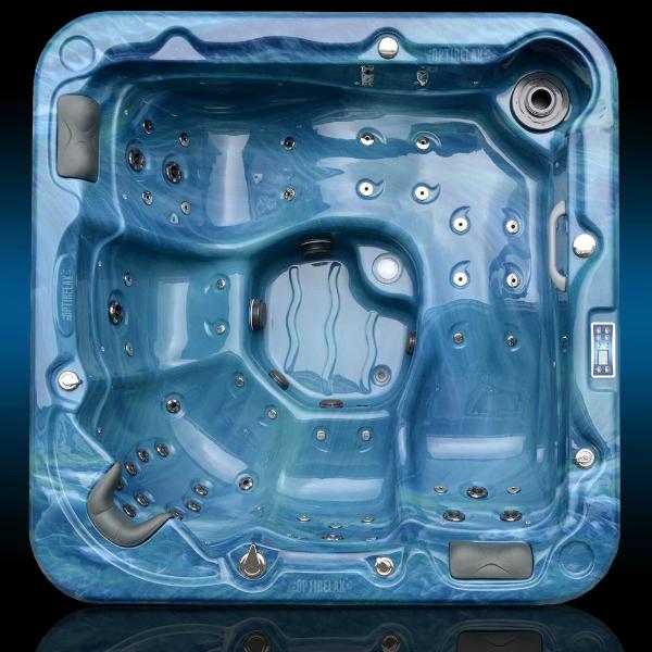 Whirlpool Optirelax Impuls Premium Verarbeitung und optimierte Isolation