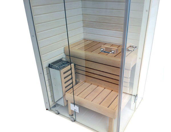 mini sauna hotrelax e 105 optirelax blog. Black Bedroom Furniture Sets. Home Design Ideas