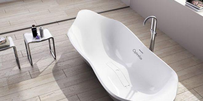 Mineralguss Badewanne freistehende badewannen aus mineralguss - optirelax blog